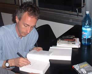 Il giornalista e scrittore Marco Travaglio. (Foto dalla rete)